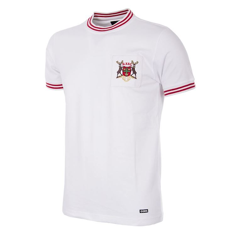 715 | Nottingham Forest 1966-1967 Away Retro Football Shirt | 1 | COPA