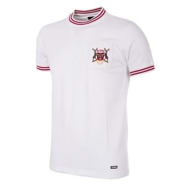 715 | Nottingham Forest 1966-1967 Away Retro Football Shirt | 1 | COPA