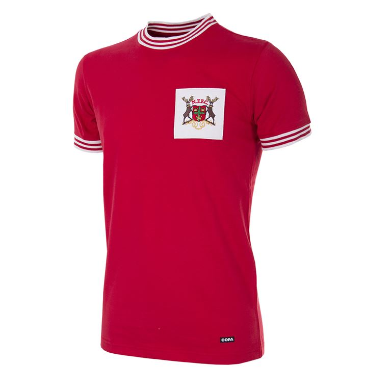 714 | Nottingham Forest 1966-1967 Short Sleeve Retro Shirt | 1 | COPA