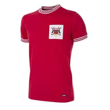 714 | Nottingham Forest 1966-1967 Retro Football Shirt | 1 | COPA