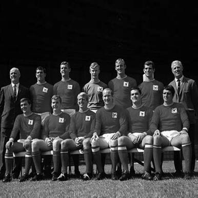 714 | Nottingham Forest 1966-1967 Retro Football Shirt | 2 | COPA