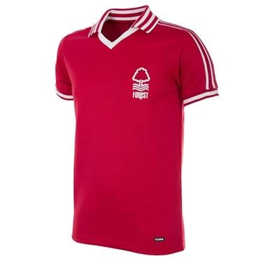 716 | Nottingham Forest 1976-1977 Retro Football Shirt | 1 | COPA