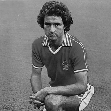 716 | Nottingham Forest 1976-1977 Retro Football Shirt | 2 | COPA