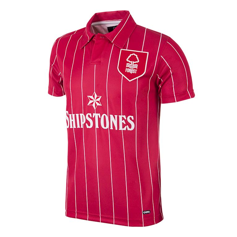 269 | Nottingham Forest 1992-1993 Retro Football Shirt | 1 | COPA