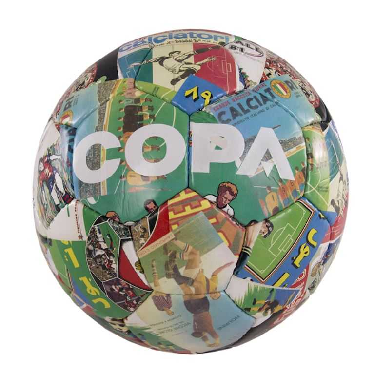 8008 | PANINI x COPA All Over Football | 1 | COPA