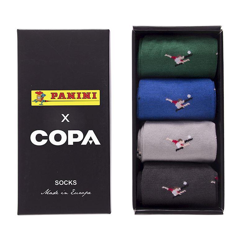 5166 | Panini x COPA Rovesciata Socks Box Set | 1 | COPA