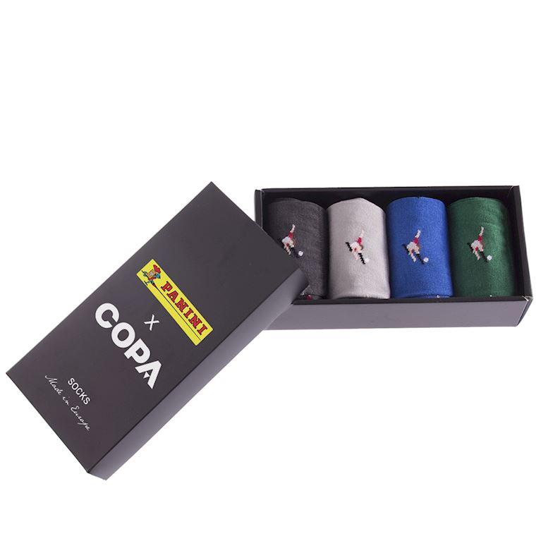 5166 | Panini x COPA Rovesciata Socks Box Set | 2 | COPA