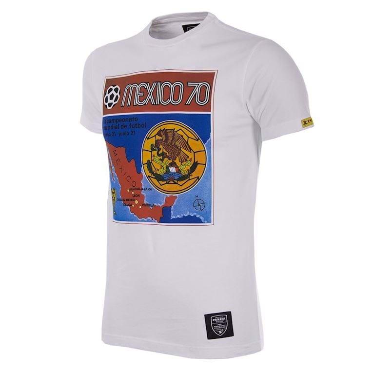 1530   Panini Heritage Fifa World Cup 1970 T-shirt   1   COPA