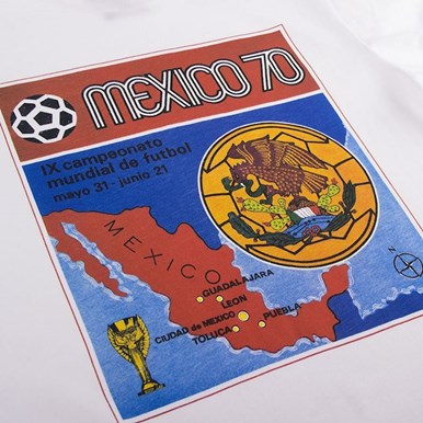 1530 | Panini Heritage Fifa World Cup 1970 T-shirt | 2 | COPA