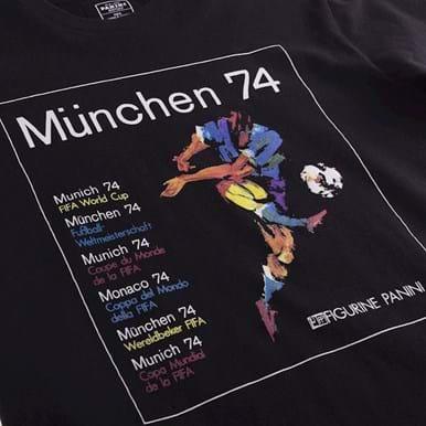 1531 | Panini Heritage Fifa World Cup 1974 T-shirt | 2 | COPA