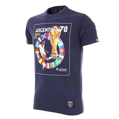 1532 | Panini Heritage Fifa World Cup 1978 T-shirt | 1 | COPA