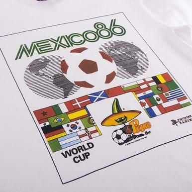 1534 | Panini Heritage Fifa World Cup 1986 T-shirt | 2 | COPA