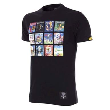 1538   Panini Heritage Fifa World Cup Collage T-shirt   1   COPA