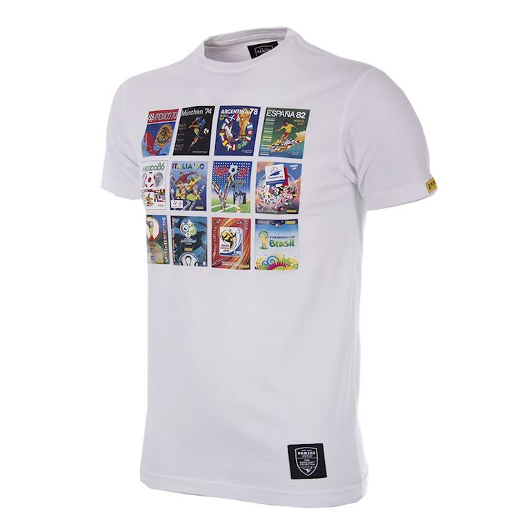 1539 | Panini Heritage Fifa World Cup Collage T-shirt | 1 | COPA