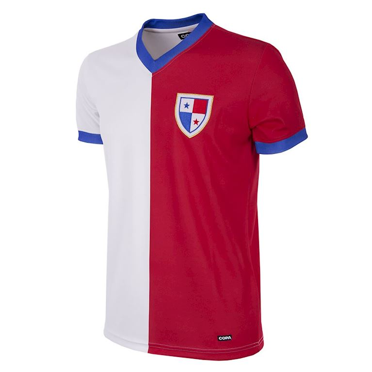 241 | Panama 1986 Short Sleeve Retro Football Shirt | 1 | COPA