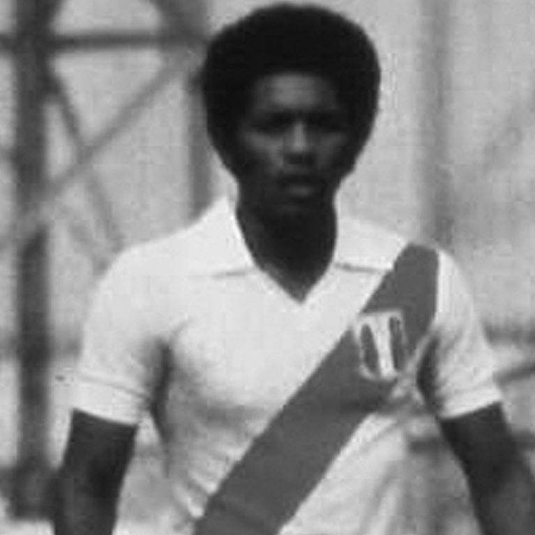 440   Peru 1970's Short Sleeve Retro Football Shirt   2   COPA