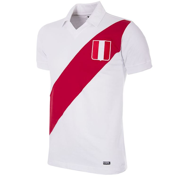 440 | Peru 1970's Retro Football Shirt | 1 | COPA