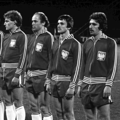 893 | Poland 1980 Retro Football Jacket | 2 | COPA
