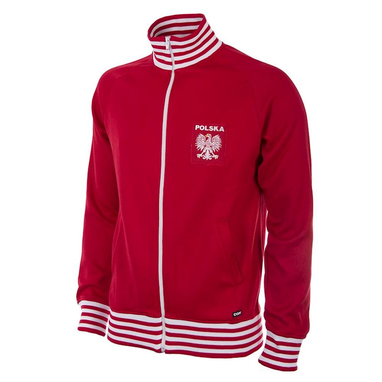 893 | Poland 1980 Retro Football Jacket | 1 | COPA
