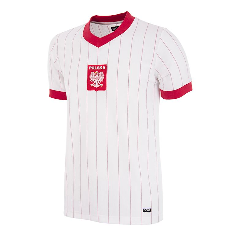 316 | Poland 1982 Retro Football Shirt | 1 | COPA
