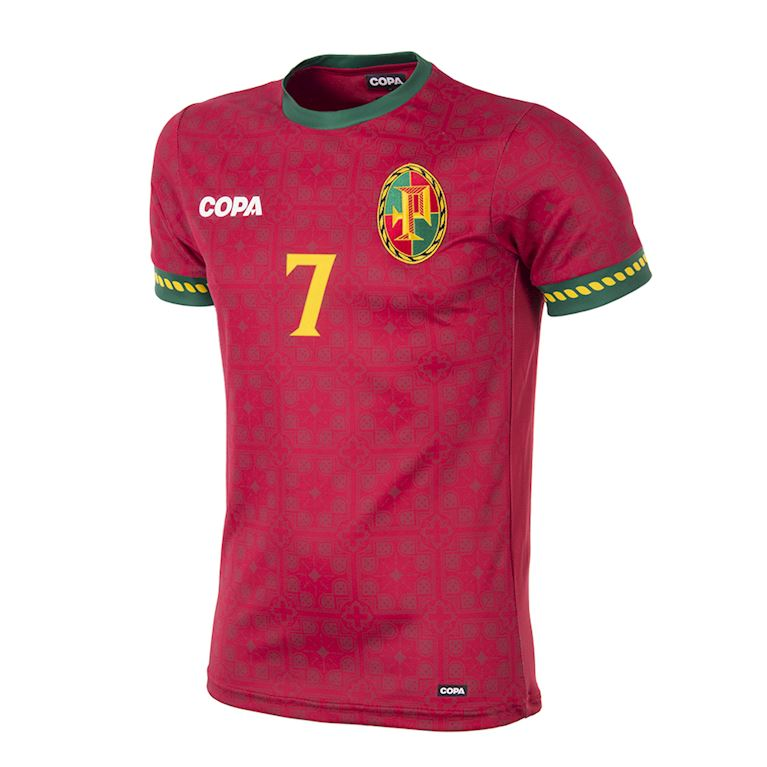 6914 | Portugal Maillot de Foot | 1 | COPA