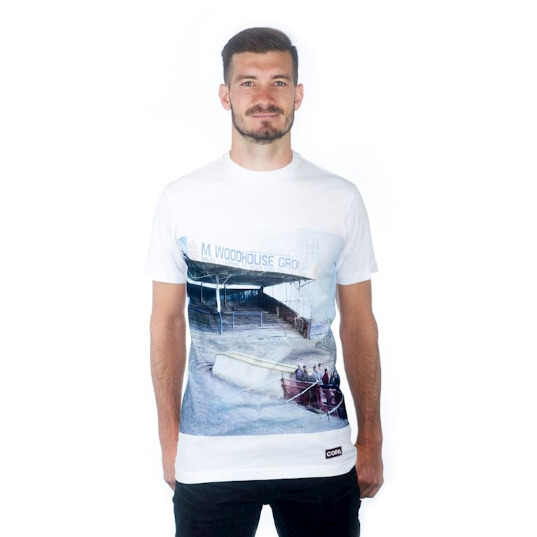 6685 | Preston North End Terraces T-Shirt | White | 1 | COPA