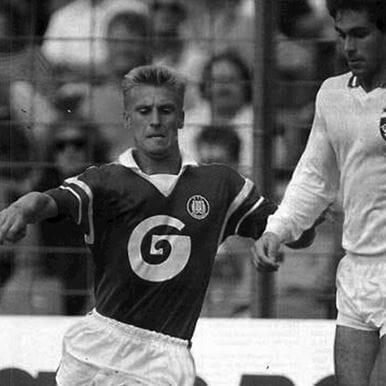 248 | RSC Anderlecht 1990 - 91 Retro Football Shirt | 2 | COPA