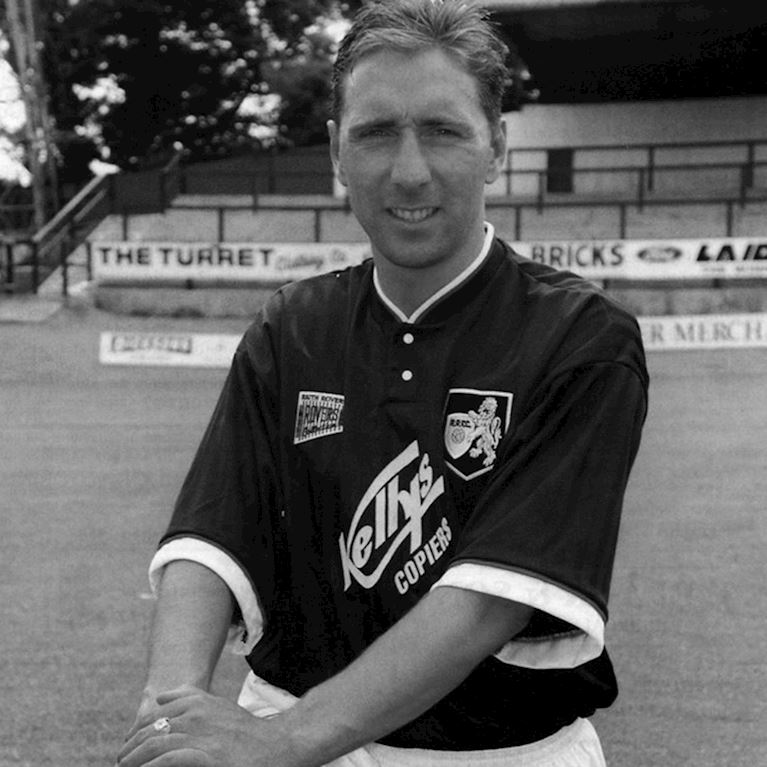 325 | Raith Rovers FC 1995 - 96 Retro Voetbal Shirt | 2 | COPA