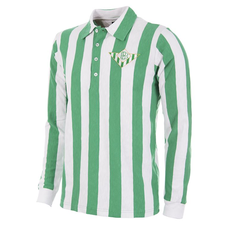 350 | Real Betis 1934 - 35 Retro Football Shirt | 1 | COPA