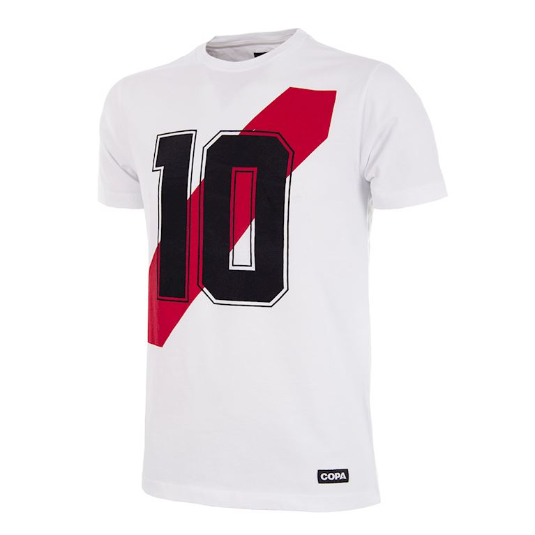 6986 | River Number 10 T-Shirt | 1 | COPA