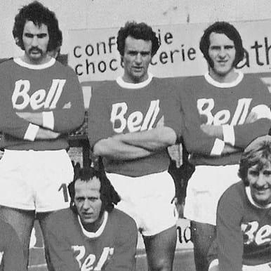 528 | Royal Antwerp FC 1980's Retro Football Shirt | 2 | COPA