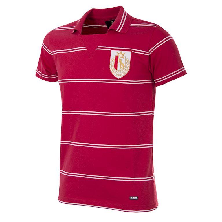 242   Royal Standard de Liège 1981 - 82 Retro Football Shirt   1   COPA