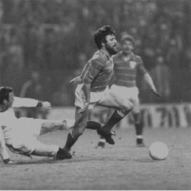 242 | Royal Standard de Liège 1981 - 82 Retro Football Shirt | 2 | COPA