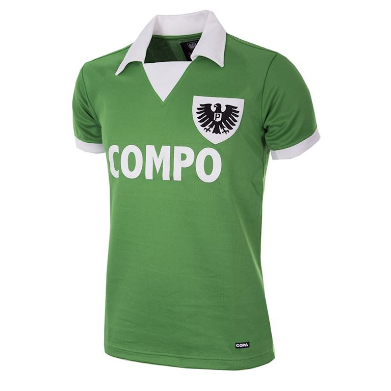 740 | SC Preussen Münster 1977 - 78 Short Sleeve Retro Football Shirt | 1 | COPA