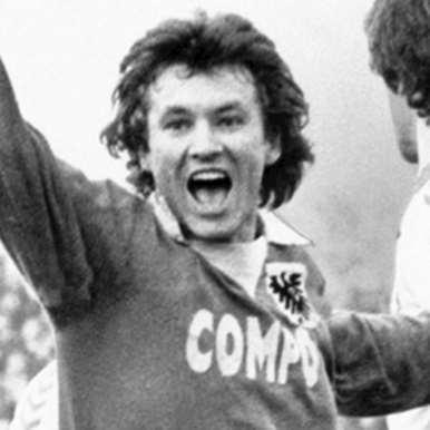 740 | SC Preussen Münster 1977 - 78 Retro Football Shirt | 2 | COPA