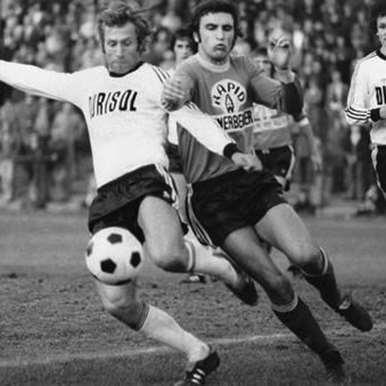 745 | SK Rapid Wien 1976 - 77 Retro Football Shirt | 2 | COPA