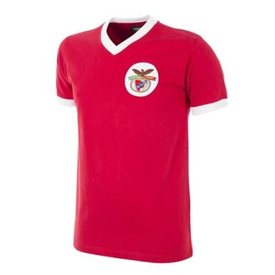 188 | SL Benfica 1974 - 75 Retro Football Shirt | 1 | COPA