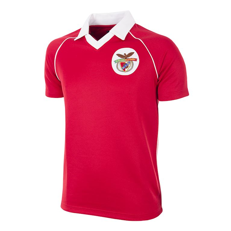 189 | SL Benfica 1983 - 84 Retro Football Shirt | 1 | COPA