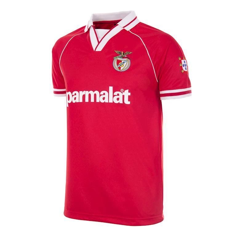 306 | SL Benfica 1994 - 95 Retro Fußball Trikot | 1 | COPA