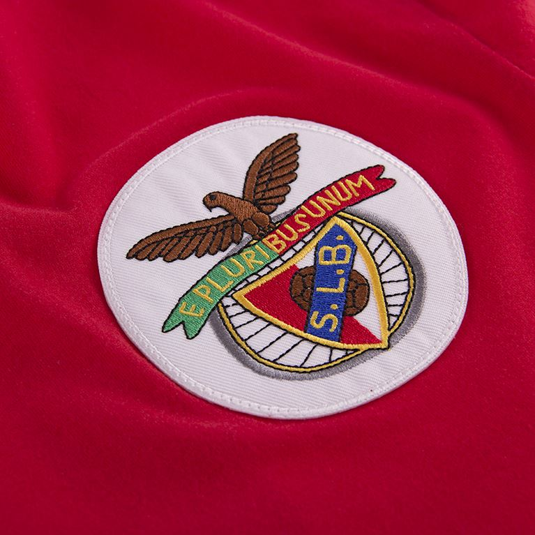 6903 | SL Benfica Retro Captain T-Shirt | 2 | COPA