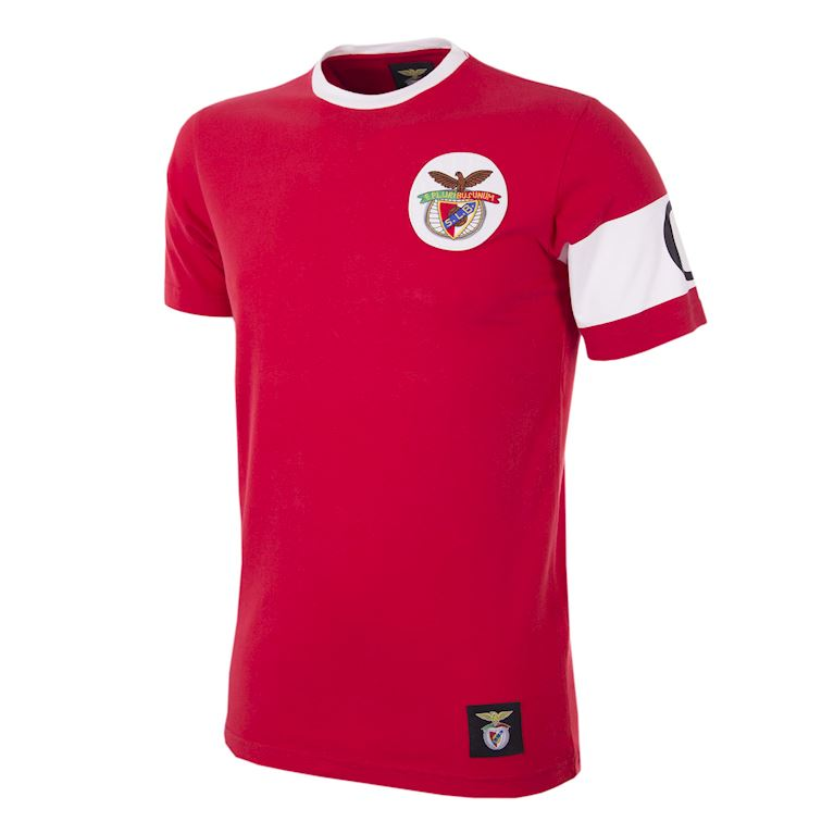 6903 | SL Benfica Retro Captain T-Shirt | 1 | COPA