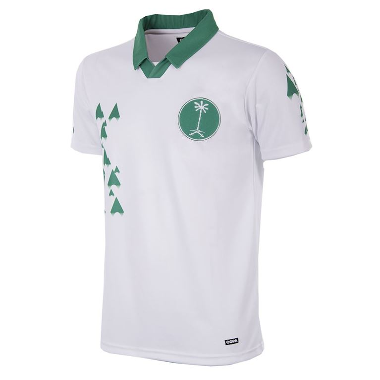 237 | Saudi Arabia 1998 Short Sleeve Retro Football Shirt | 1 | COPA