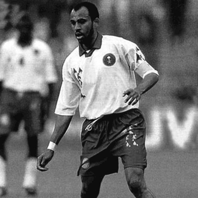 237 | Saudi Arabia 1998 Short Sleeve Retro Football Shirt | 2 | COPA