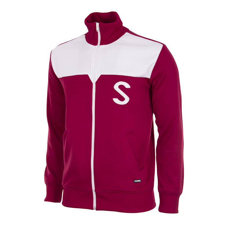 935 | Servette FC 1959 - 60 Retro Football Jacket | 1 | COPA
