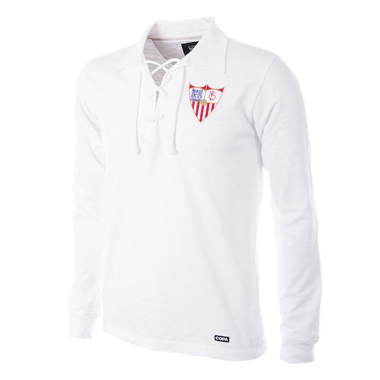 271 | Sevilla FC 1945 - 46 Retro Football Shirt | 1 | COPA