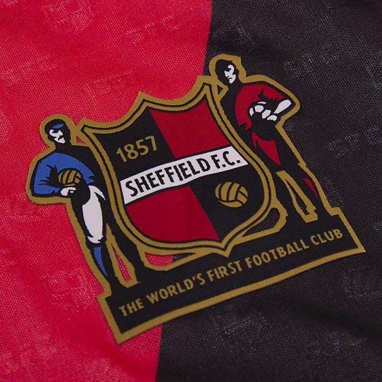 9153 | Sheffield FC Away Maglia Calcio | 2 | COPA