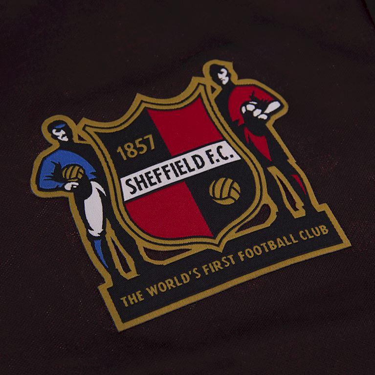9150 | Sheffield FC Home Maglia Calcio | 2 | COPA