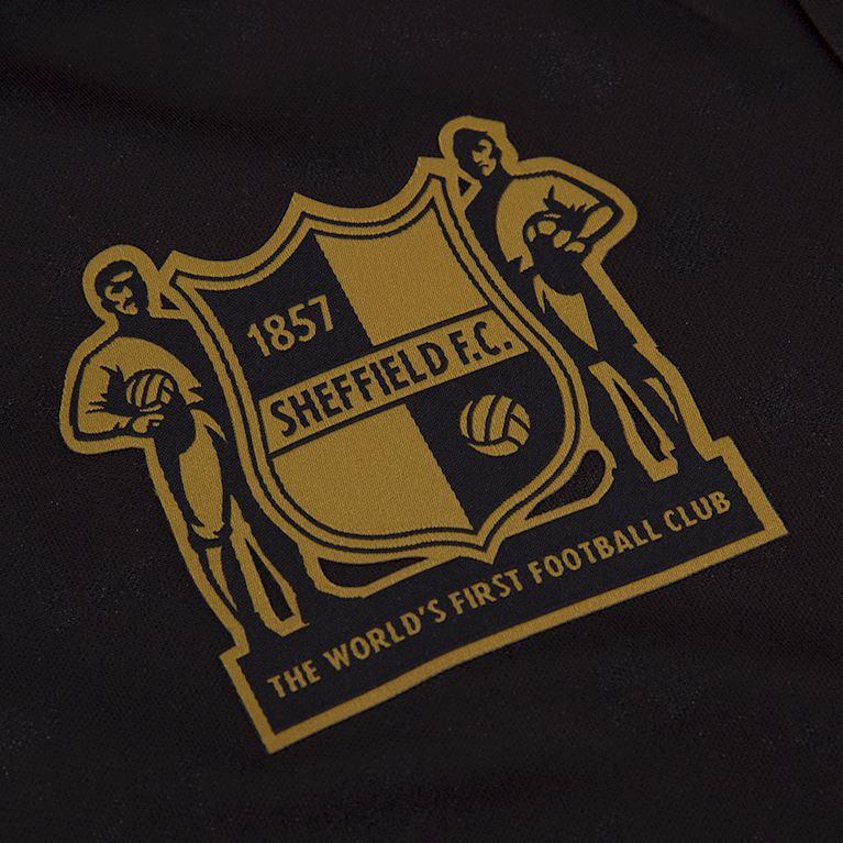 9156 | Sheffield FC Third Maglia Calcio | 2 | COPA