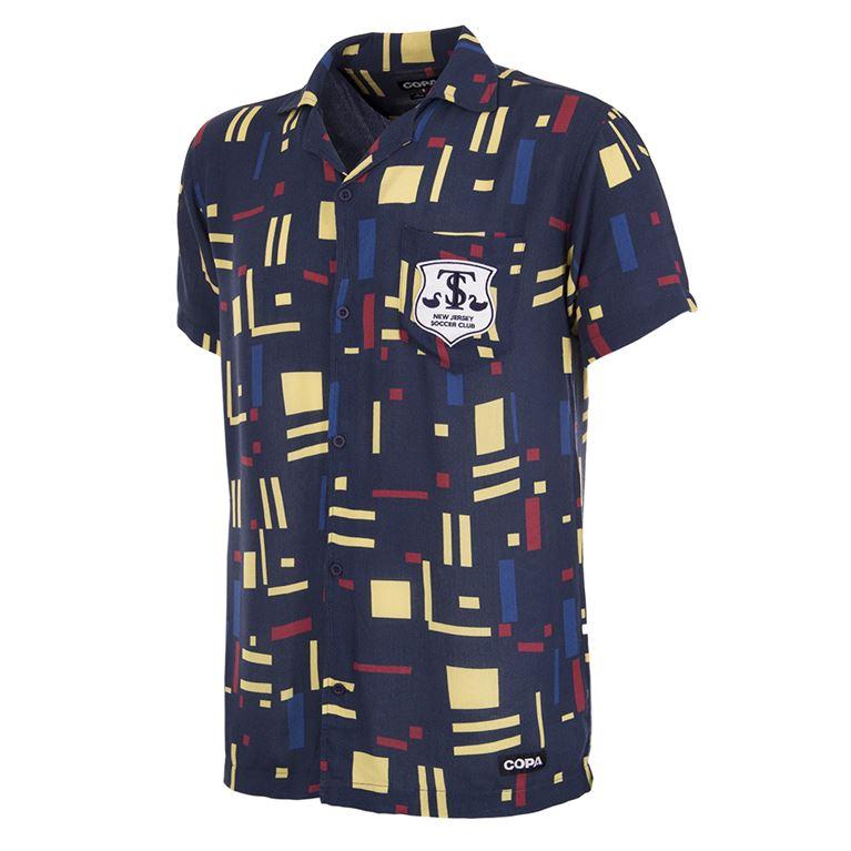 6973 | Soprano Camp Collar Shirt | 1 | COPA
