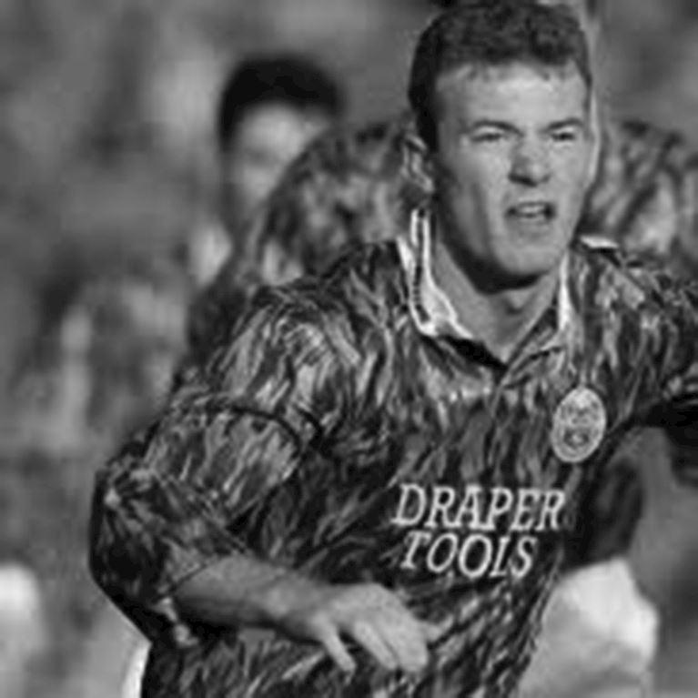 337 | Southampton FC 1991 - 93 Away Retro Fußball Trikot | 2 | COPA